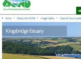 South Devon AONB Website