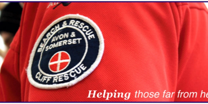 Viper Supports Avon & Somerset Search & Rescue