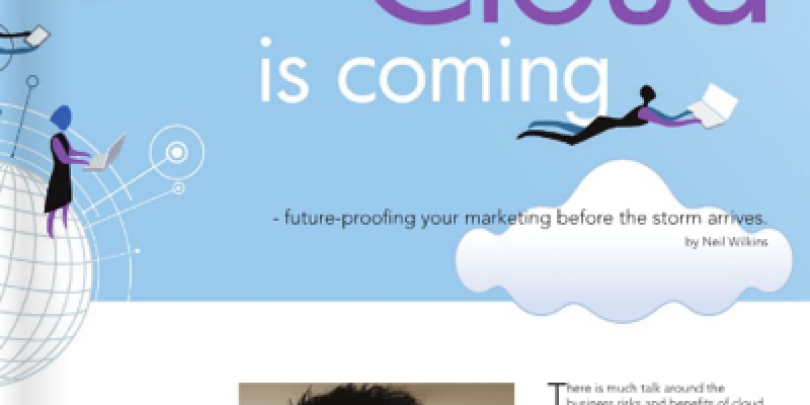 Digital Marketing Maturity: The Journey to Cloud Marketing