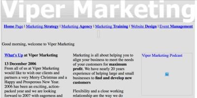 Viper Marketing 2004
