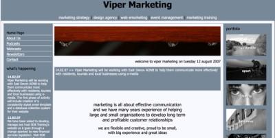 Viper Marketing 2006